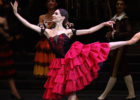 Balett előadások